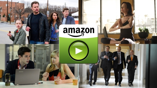 Amazon: Zombieland, Browsers, Betas, Alpha House